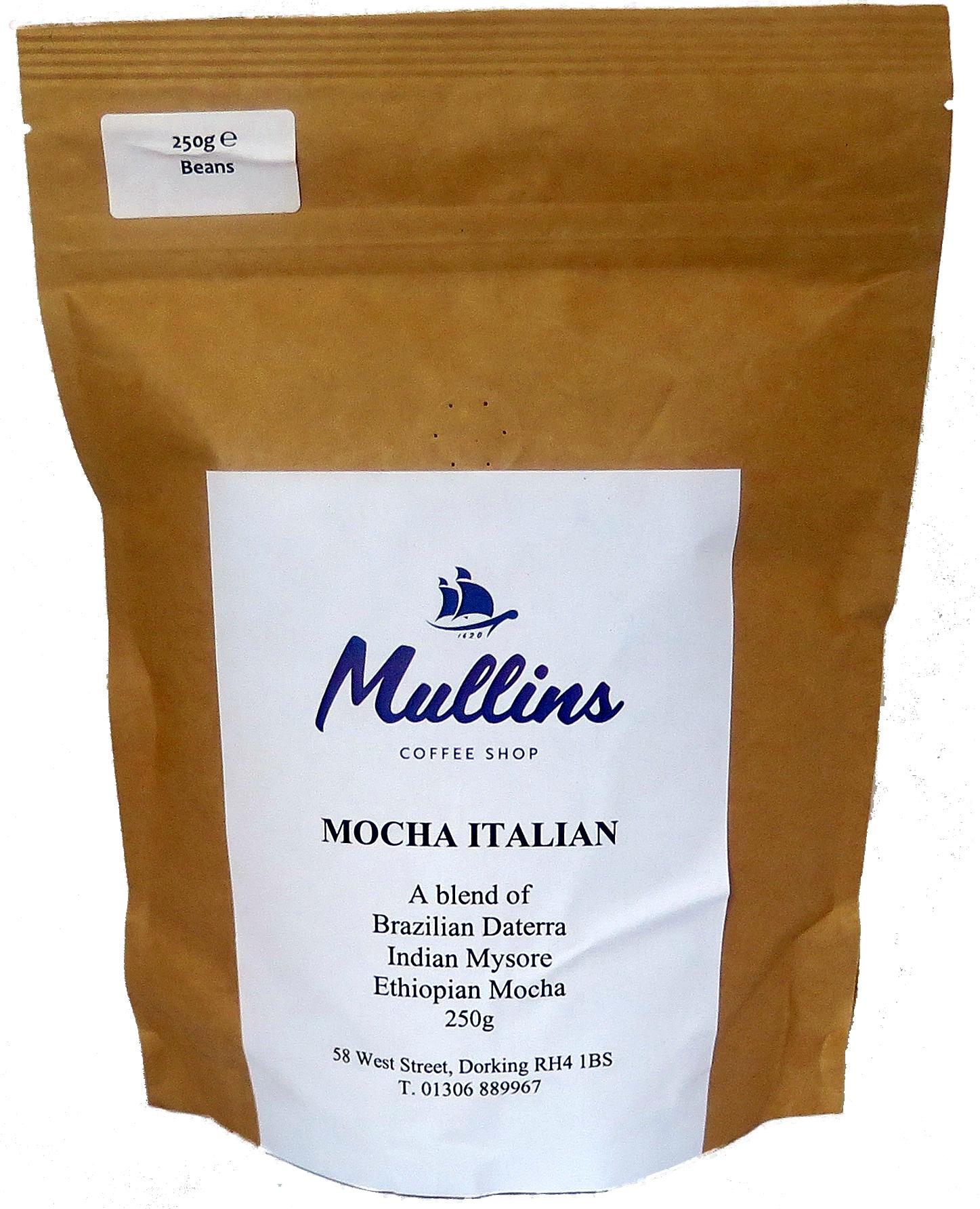 Mullins Coffee Beans