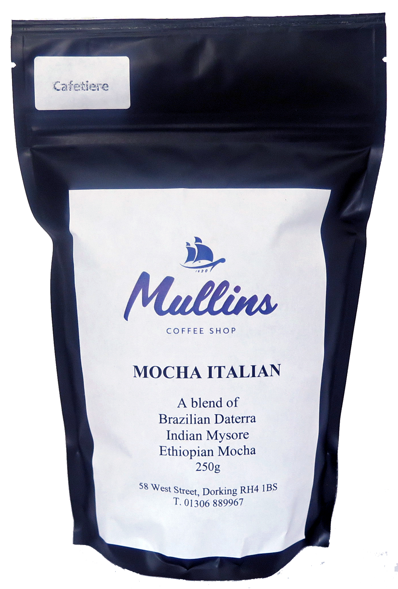 Mullins Coffee Cafetiere