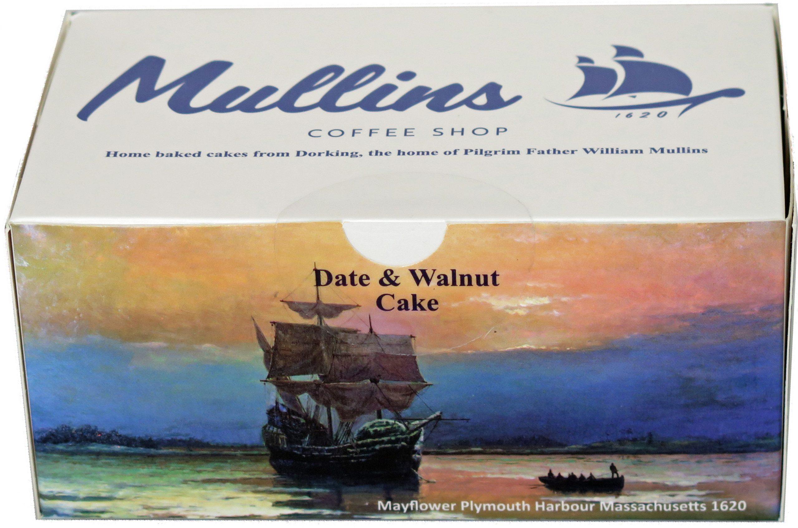 Box Date and Walnut