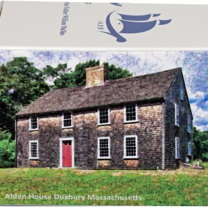 Box Side Alden House